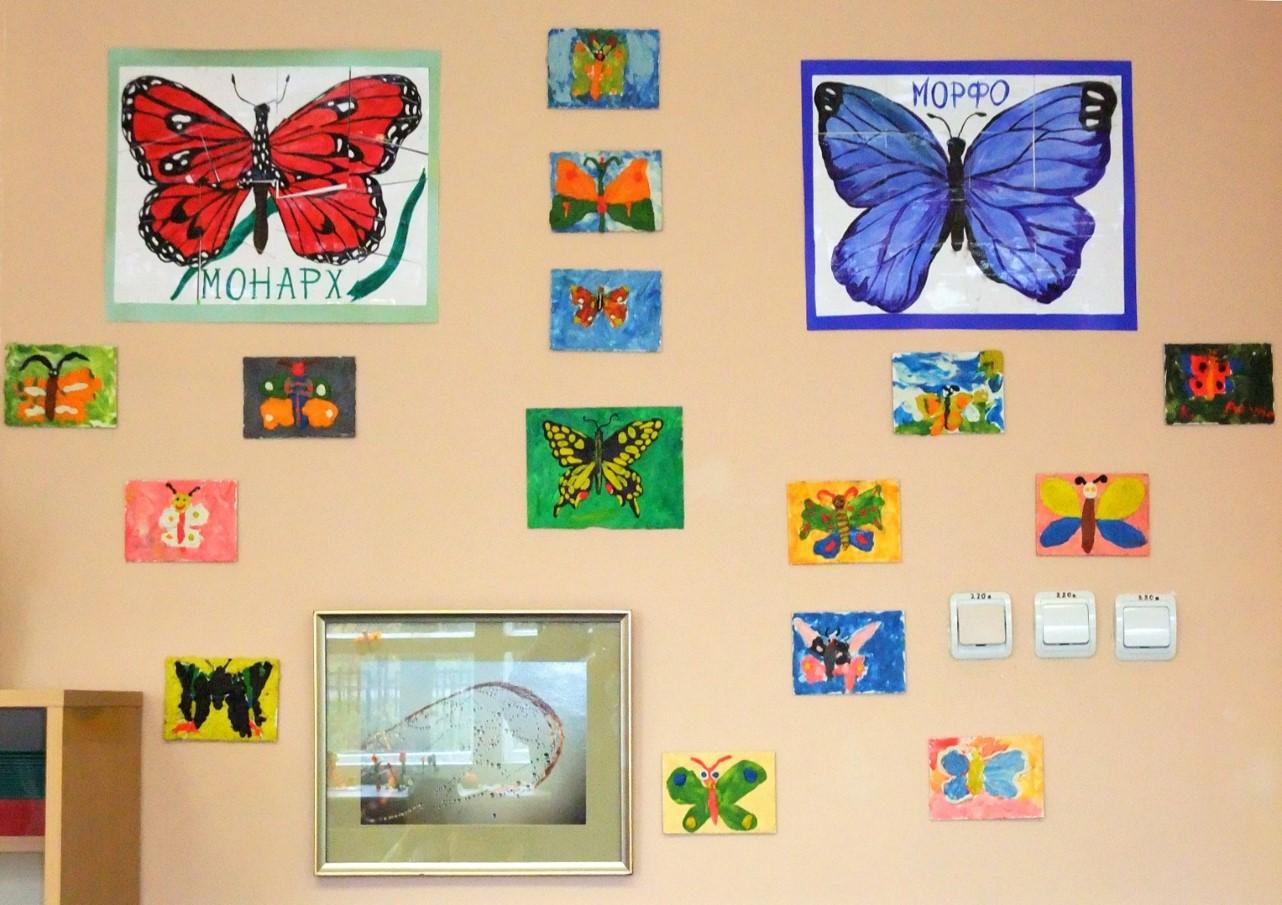 """Проект """"Бабочки"""""""
