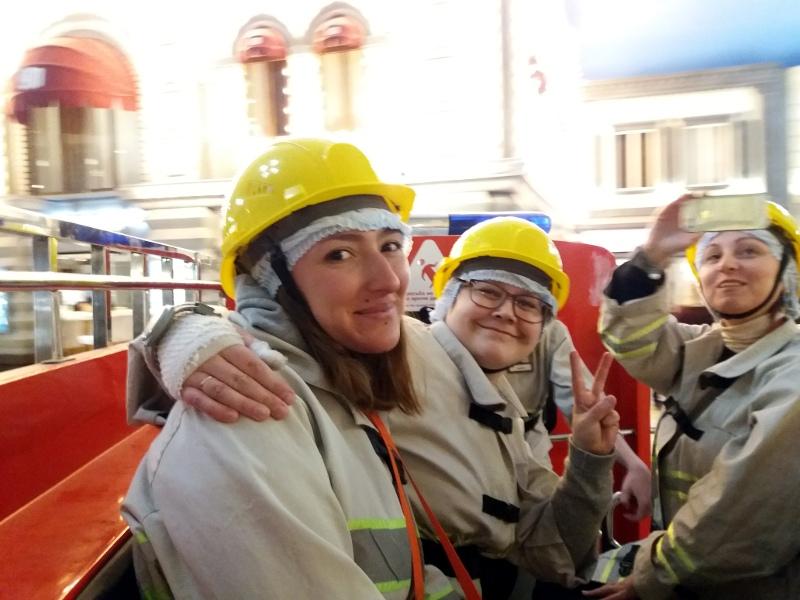 Пожарная команда Кидзании